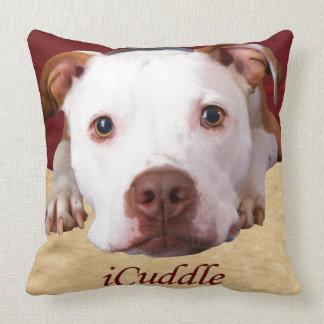 iCuddle Pitbull Cushion