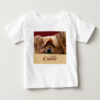 iCuddle Yorkshire Terrier Baby T-Shirt