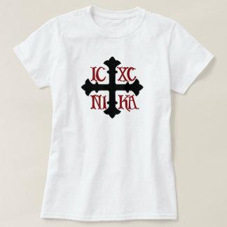 ICXC NIKA Cross Women's T-Shirt