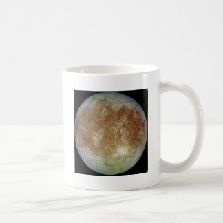 Icy Europa Coffee Mug