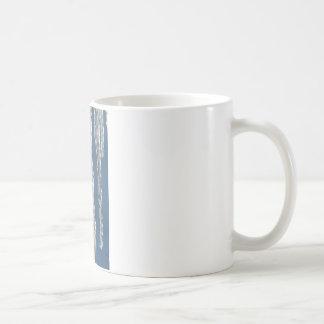 Icy ice basic white mug