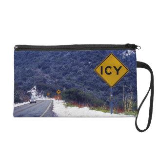 ICY Road Wristlet Purses