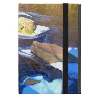 Icy Rocky River iPad Mini Case