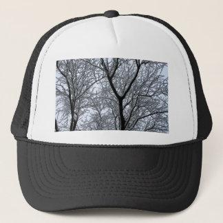 Icy Tree Cap