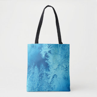 Icy Winter... Tote Bag