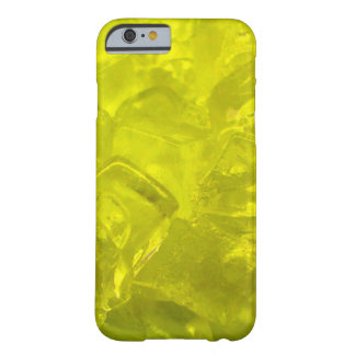 Icy Yellow iPhone 6 Case Barely There iPhone 6 Case