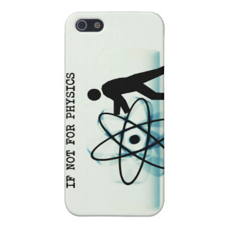 I'd be unstoppable if not for physics iPhone 5 covers