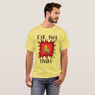 I'd Hit That Pinata Men's T-Shirt
