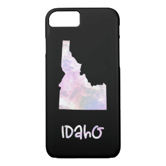 ID Idaho State Iridescent Opalescent Pearly iPhone 8/7 Case