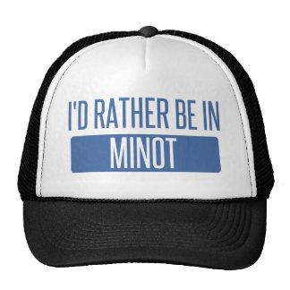 I'd rather be cap
