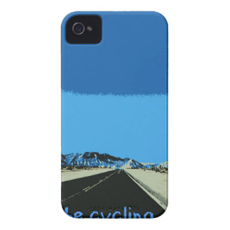 id rather be cycling iPhone 4 covers