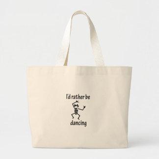 I'd Rather Be Dancing Bag