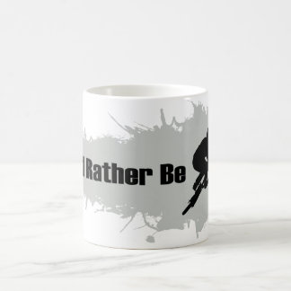 I'd Rather Be Doing BMX Coffee Mug