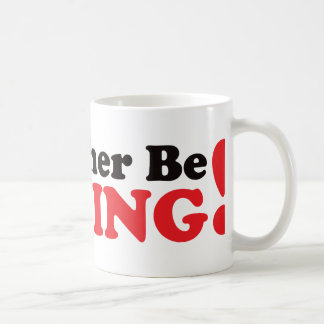 I'd Rather be Fishing - Red Coffee Mug