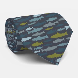 I'd Rather Be Fishing Tie