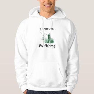 I'd Rather Be Fly Fishing Original Art Shirt