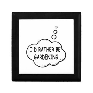 I'd Rather Be Gardening Gift Box
