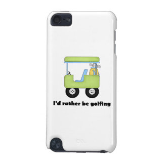 I'd rather be golfing iPod touch (5th generation) cover