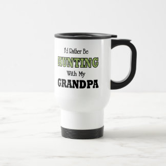 I'd Rather Be Hunting with Grandpa Mugs