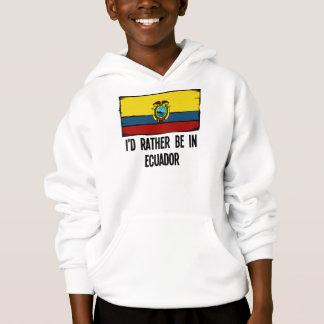 I'd Rather Be In Ecuador