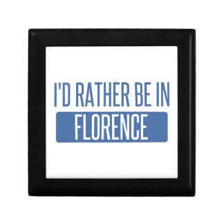 I'd rather be in Florence Gift Box
