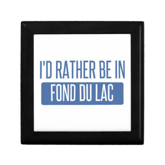 I'd rather be in Fond du Lac Gift Box