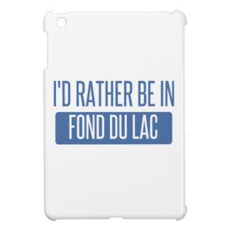 I'd rather be in Fond du Lac iPad Mini Cases