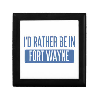I'd rather be in Fort Wayne Gift Box