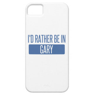 I'd rather be in Gary iPhone 5 Cover