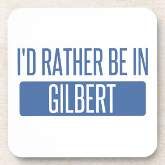 I'd rather be in Gilbert Coaster