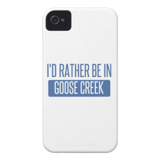 I'd rather be in Goose Creek iPhone 4 Case-Mate Case