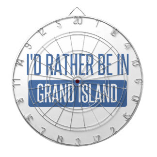 I'd rather be in Grand Island Dartboards