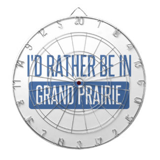 I'd rather be in Grand Prairie Dart Boards