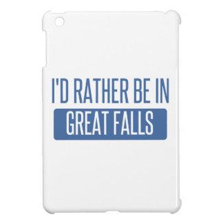 I'd rather be in Great Falls iPad Mini Case