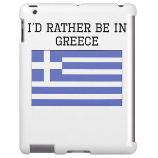 I'd Rather Be In Greece