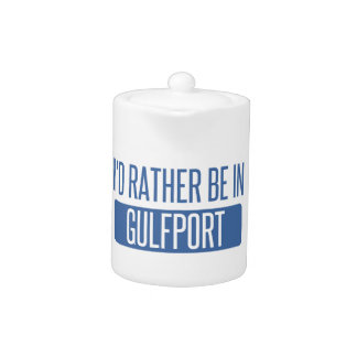 I'd rather be in Gulfport