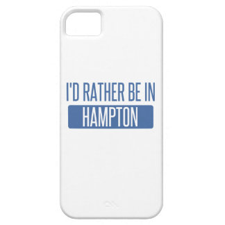I'd rather be in Hampton Case For The iPhone 5