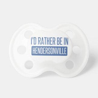 I'd rather be in Hendersonville Dummy