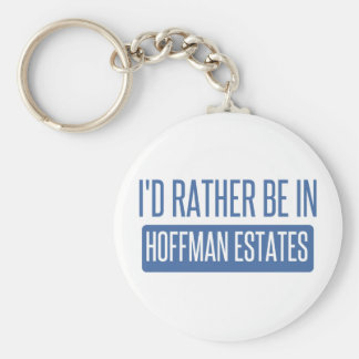 I'd rather be in Hollywood Key Ring