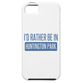 I'd rather be in Huntington Park Case For The iPhone 5