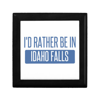 I'd rather be in Idaho Falls Gift Box