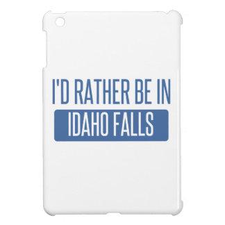 I'd rather be in Idaho Falls iPad Mini Case