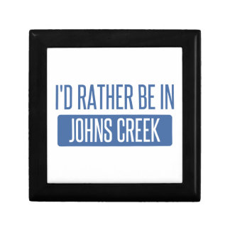 I'd rather be in Johns Creek Gift Box