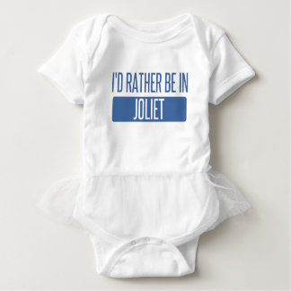 I'd rather be in Joliet Baby Bodysuit