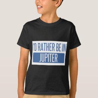 I'd rather be in Jupiter T-Shirt