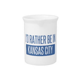 I'd rather be in Kansas City MO Pitcher