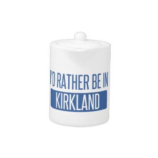 I'd rather be in Kirkland
