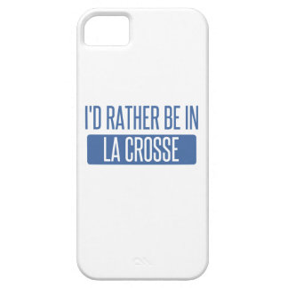 I'd rather be in La Crosse iPhone 5 Cover