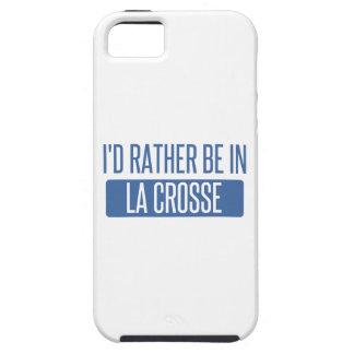 I'd rather be in La Crosse Tough iPhone 5 Case