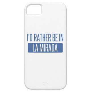 I'd rather be in La Mesa Case For The iPhone 5